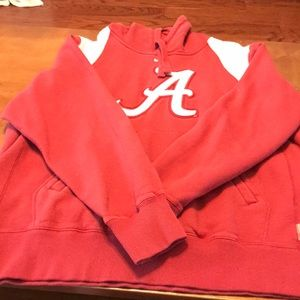 Nike University of Alabama hoodie - size xl